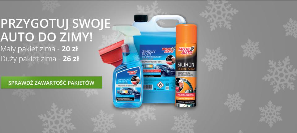Przygotuj swoje auto do zimy